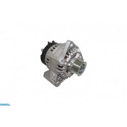 Генератор WD12 Howo A7 (ручейковый шкив)