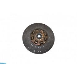 Диск сцепления ведомый Ф430 D 50,8 Createk
