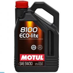 Масло MOTUL 8100 Eco-lite 5W30 4л