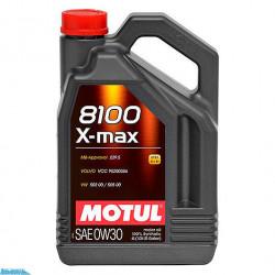 Масло MOTUL 8100 X-max 0W30 4л