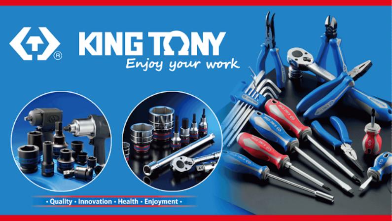 Качественный инструмент фирмы King Tony